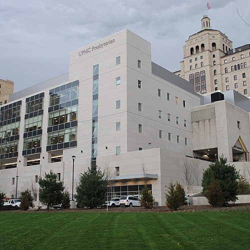 UPMC Presbyterian - Various Projects